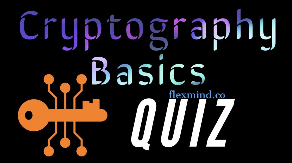 cryptography basics quiz