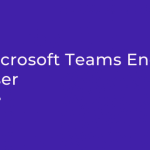 Microsoft Teams End User Training