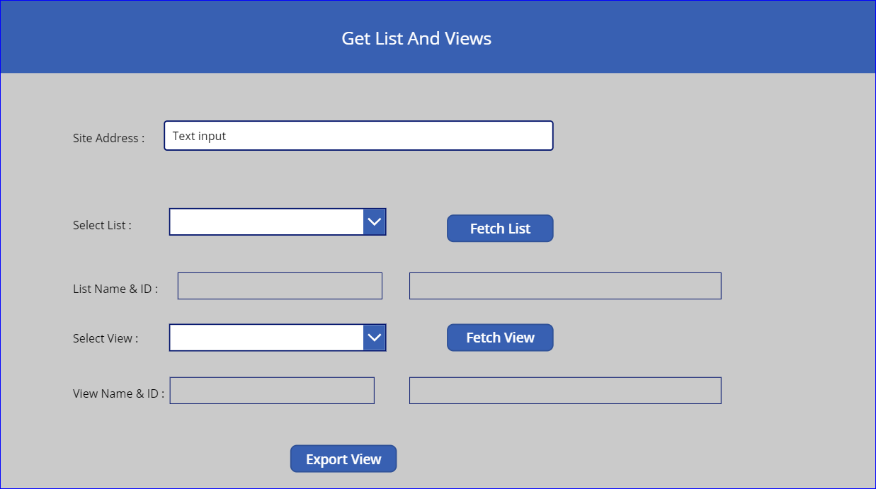 Export Custom List View of SharePoint