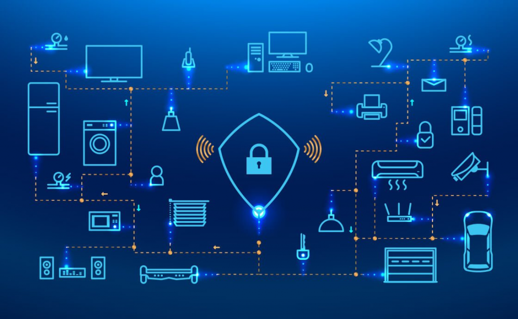 Security and Data privacy for IOT