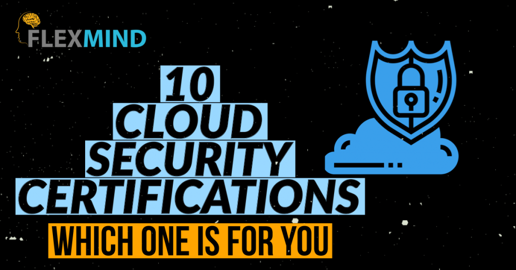 10 cloud security certifications