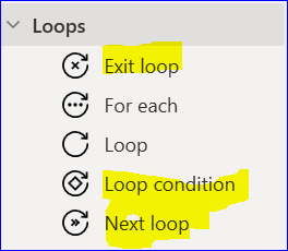Decoding Loops in PAD