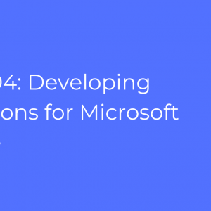 AZ-204 Developing Solutions for Microsoft Azure