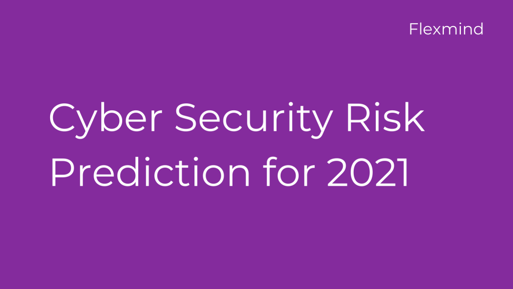 Cyber Security Risk Prediction