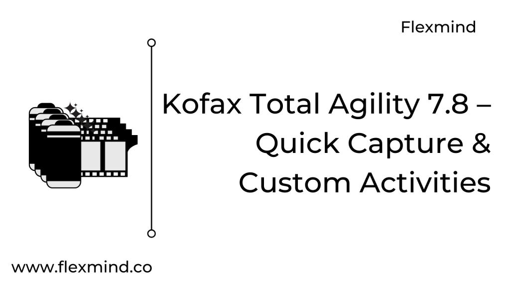 Kofax total agility