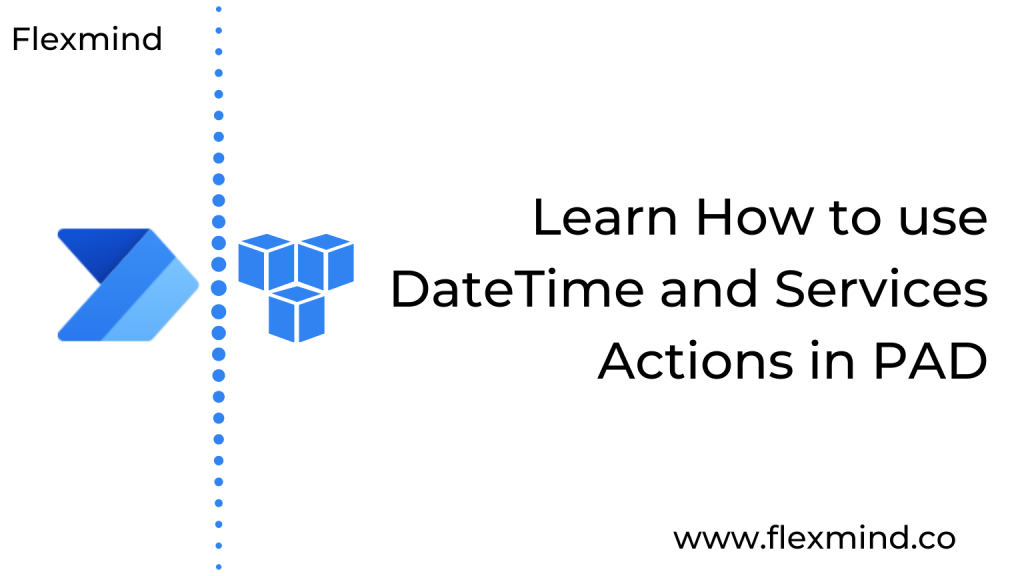 datetime services in pad
